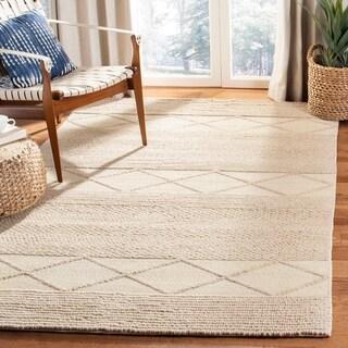 Safavieh Handmade Natura Alime Wool Rug