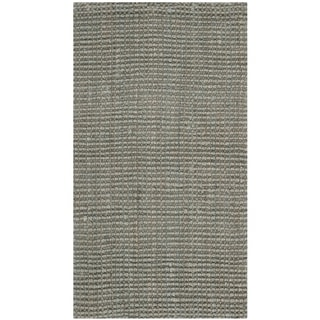 outdoor jute rug. Safavieh Casual Natural Fiber Hand-loomed Sisal Style Grey Jute Rug - 2\u00273 Outdoor