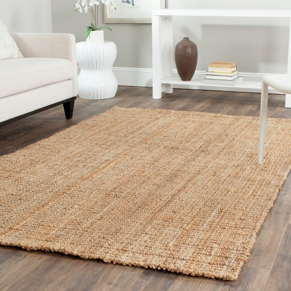 Shop Safavieh Casual Natural Fiber Hand-Loomed Sisal Style