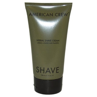 American Crew Herbal Men's 5.1-ounce Shave Cream