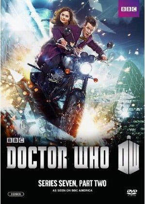 Doctor Who: Series Seven, Part Two (DVD)