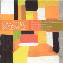 G. BACEWICZ - MUSIC FOR CHAMBER ORCHESTRA