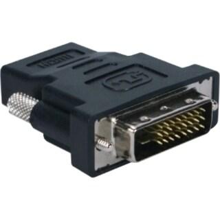 QVS High Speed HDMI Female to DVI Male Adaptor