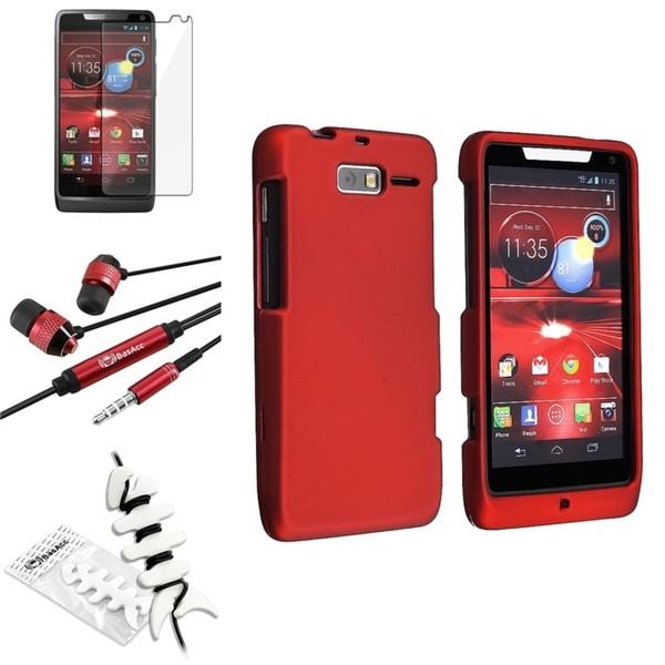 BasAcc Case/ Headset/ Protector/ Wrap for Motorola Droid Razr M XT907