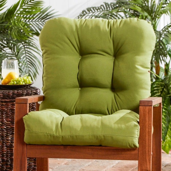 Shop Havenside Home Rosewood Graham 21 Inch X 38 Inch Green Outdoor