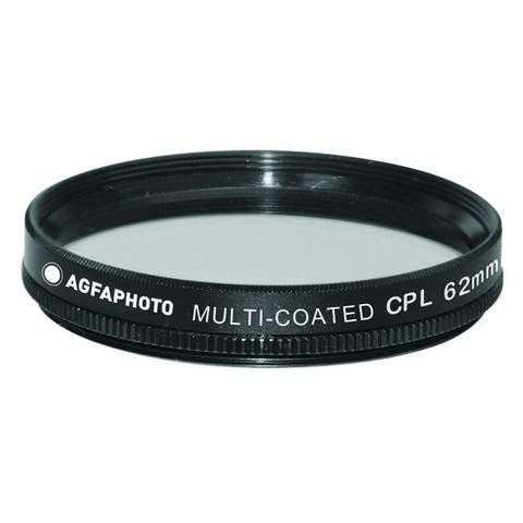 Agfa 62mm Digital Multi-Coated Circular Polarizing (CPL) Filter APCPF62