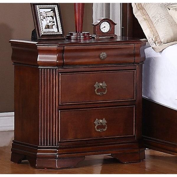Picket House Kensworth 3-drawer Nightstand