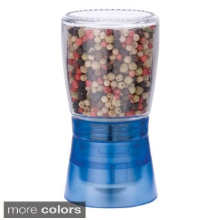 MIU France Blue Glass and Plastic Spice Grinder with Ceramic Gear (2 options available)