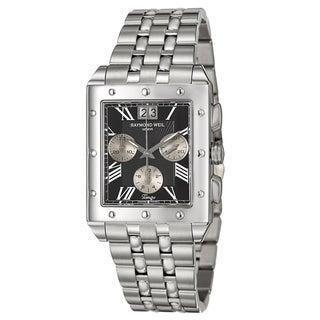 Raymond Weil Men's 'Tango' Stainless Steel Swiss Quartz Watch|https://ak1.ostkcdn.com/images/products/7888819/P15270533.jpg?_ostk_perf_=percv&impolicy=medium