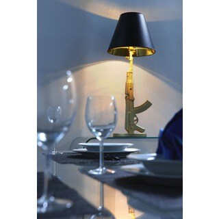 Artemis Gold Table Lamp