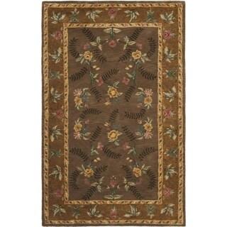 Safavieh Handmade Newport Multi Wool Area Rug (8' x 10')