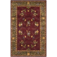 Safavieh Handmade Newport Multi Wool Rug with Durable Backing - 8' x 10'