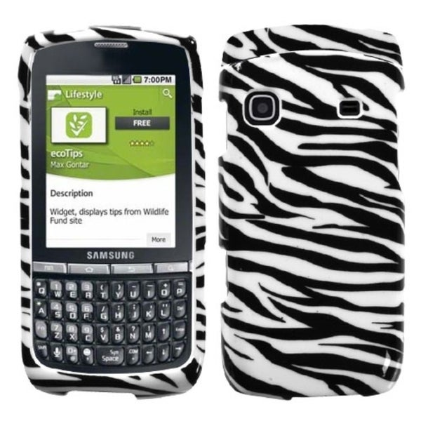 ASMYNA Zebra Skin Case for Samsung M580 Replenish