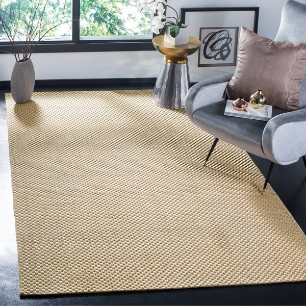Safavieh Hand-woven South Hampton Beige Rug - 8'9 x 12'