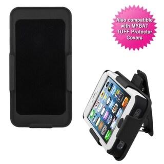 INSTEN Black Holster for Apple iPhone 5
