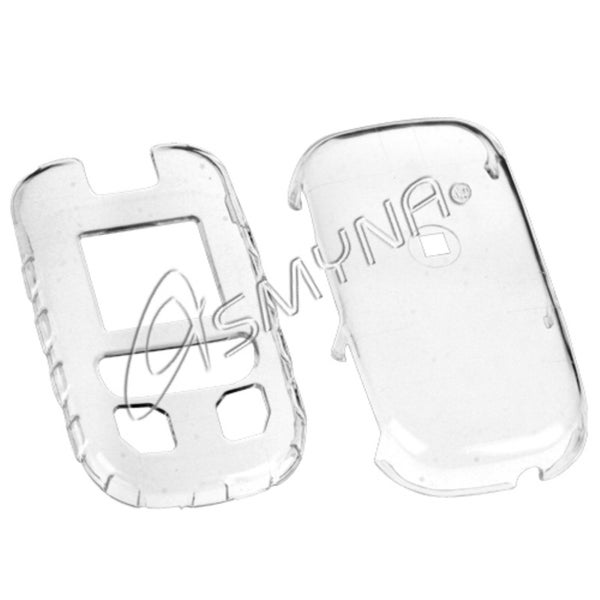 INSTEN Clear Phone Protector Phone Case Cover for Samsung U640 Convoy
