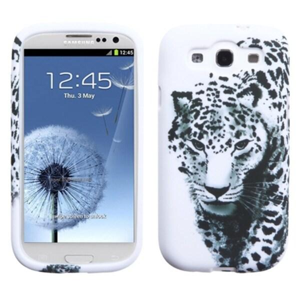 MYBAT Snow Leopard Candy Skin Case for Samsung© Galaxy S III