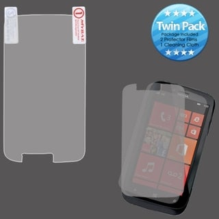 INSTEN Screen Protector Twin Pack for Nokia 822 Lumia