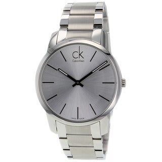 Shop Calvin Klein Men S Classic Watch Free Shipping