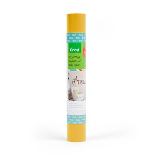 Cricut Honey 12-inch x 48-inch Vinyl Roll
