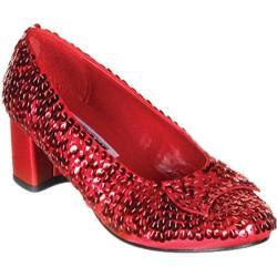 Women's Funtasma Dorothy 01 Red Sequins