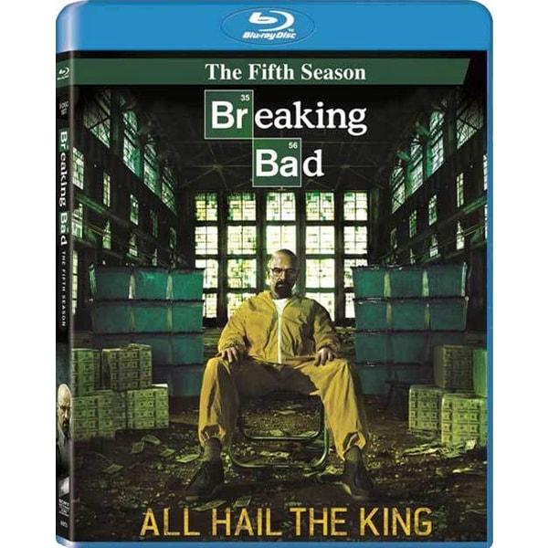 Breaking Bad: The Complete Fifth Season (Blu-ray Disc)