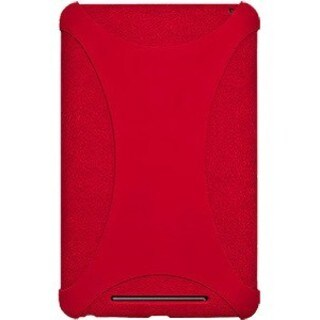 Amzer Silicone Skin Jelly Case - Red