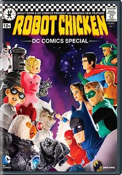 Robot Chicken: DC Comics Special (DVD)