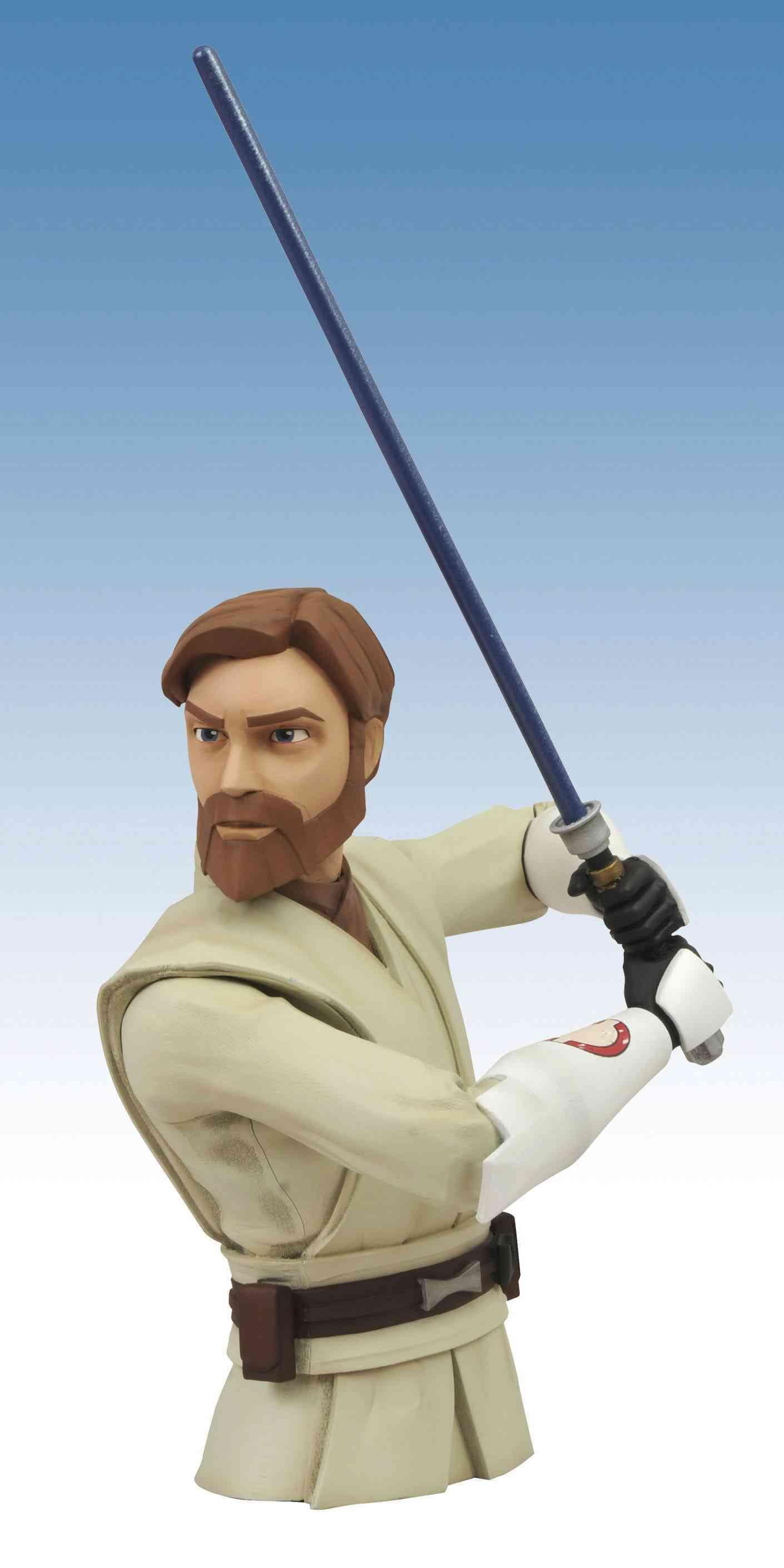 Star Wars Clone Wars Obi-Wan Bank (Toy)