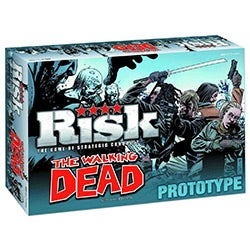 Walking Dead Survival Edition Risk