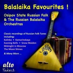Russian Balaika Orchestra - Balalaika Favorites