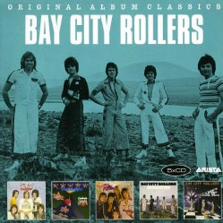 BAY CITY ROLLERS - ROLLIN/ONCE UPON A STAR/WOULDNT YOU LIKE IT/DEDICA