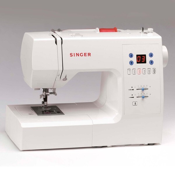 Singer Cosmo 7444 Electronic Sewing Machine (Refurbished)