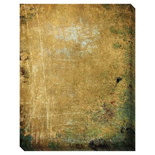 Gallery Direct Grunge Oversized Gallery Wrapped Canvas
