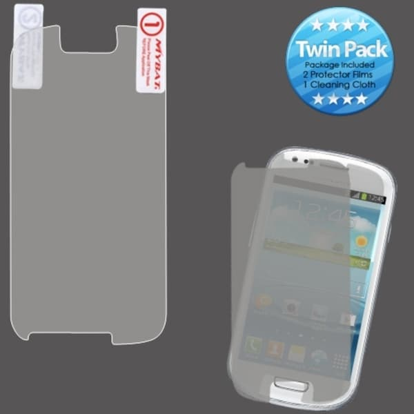 INSTEN 2-piece Screen Protector for Samsung Galaxy S III/ S3 Mini