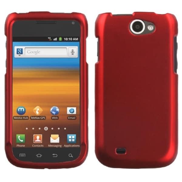 MYBAT Red Case for Samsung T679 Exhibit II 4G