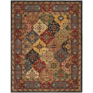 Safavieh Handmade Heritage Timeless Traditional Red Wool Rug (12' x 15')