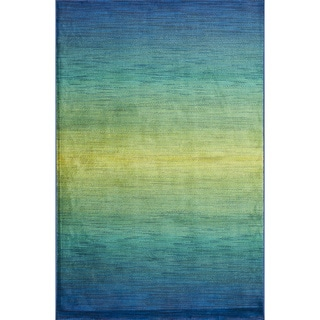 Skye Monet Waterfall Rug (3'9 x 5'2)