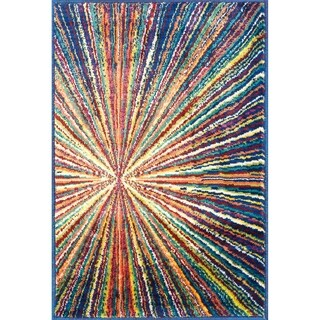 Skye Monet Prism Rug (2'0 x 3'0)