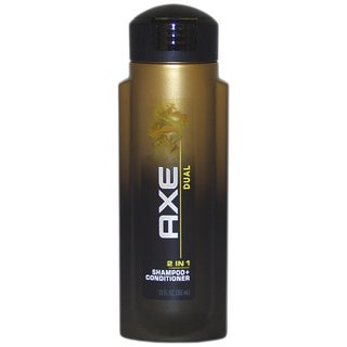 AXE Dual 2 in 1 Men's 12-ounce Shampoo & Conditioner