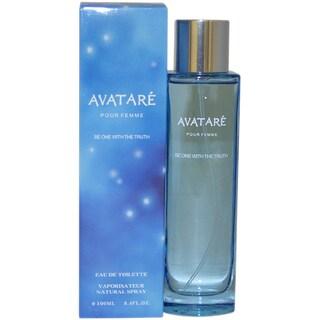 Intercity Beauty Company Avatare Pour Femme Women's 3.4-ounce Eau de Toilette Spray