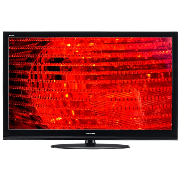 "Sharp LC60E69U 60"" 1080p 120Hz LCD TV (Refurbished)"