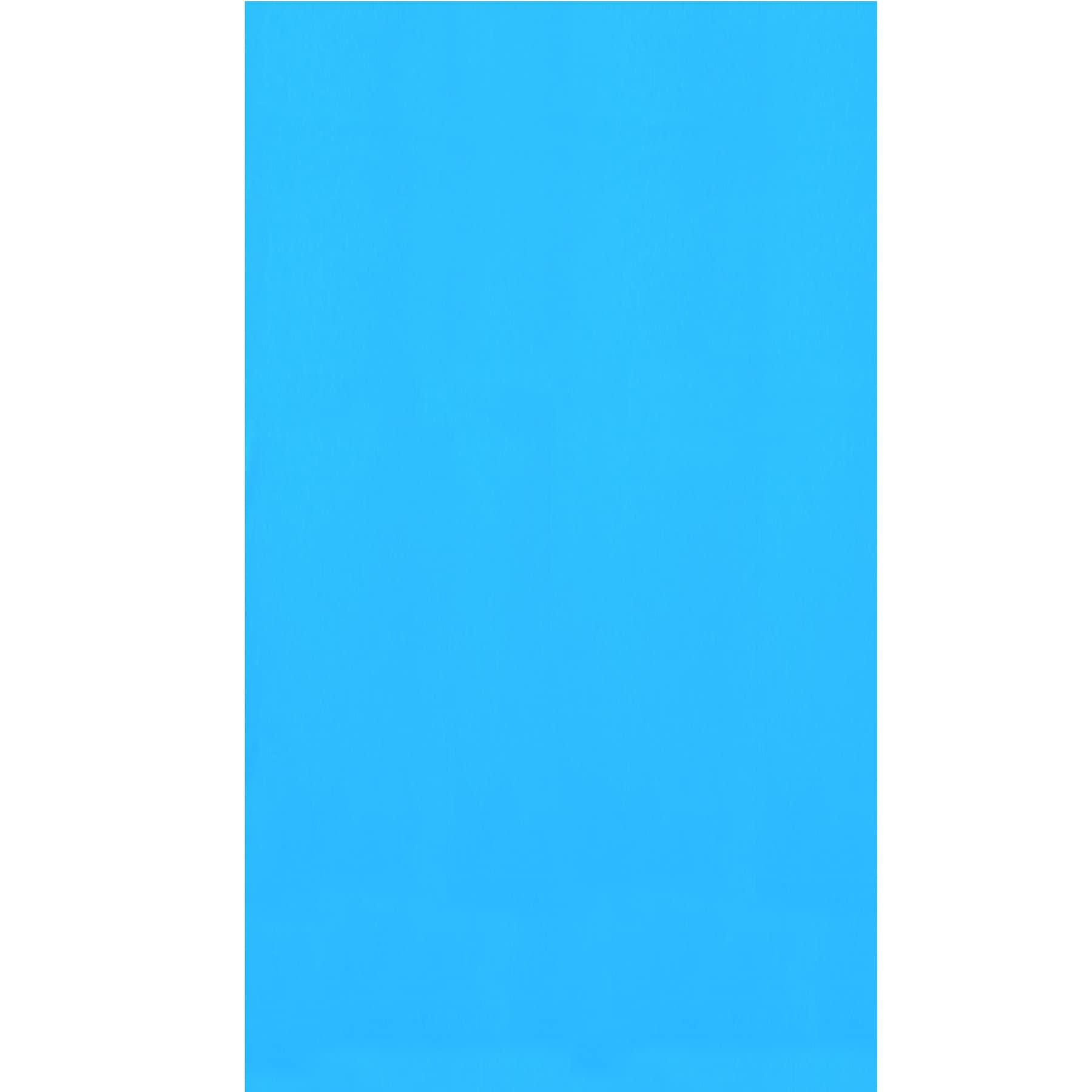 Swimline 48/52-inch Deep Blue Round Overlap Pool Liner (2...