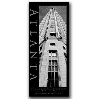 Preston 'Atlanta' Canvas Art
