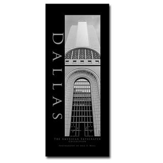 Preston 'Dallas' Canvas Art
