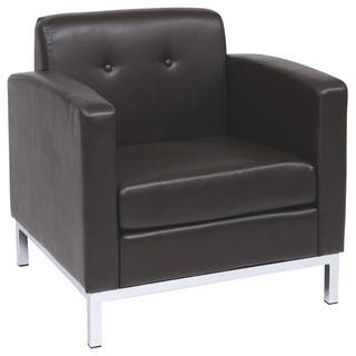 Wall Street Faux Leather Club Chair|https://ak1.ostkcdn.com/images/products/7894820/P15275845.jpg?impolicy=medium