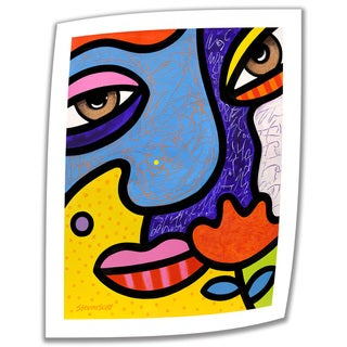 Steven Scott 'Max' Unwrapped Canvas