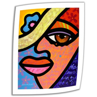 Steven Scott 'Sweet City Woman' Unwrapped Canvas - Multi (4 options available)