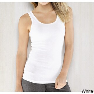 Bella Sheer Jersey Tank Top (More options available)