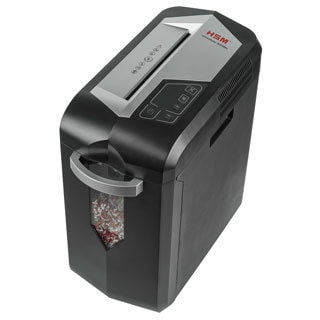 HSM Shredstar BS6Ms 6-sheet 5-gallon Continuous Operation Micro-cut Document Shredder